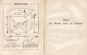 Alice at home.Web