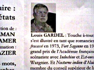 Louis Gardel R