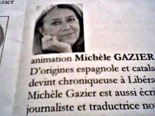 M Gazier R
