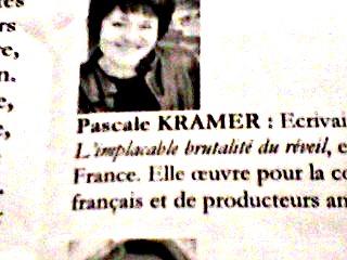 P Kramer R